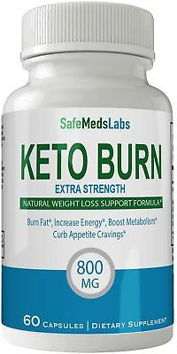 Safe Meds Keto Burn Pills Advance Weight Loss Supplement Diet Pills Keto Weig...