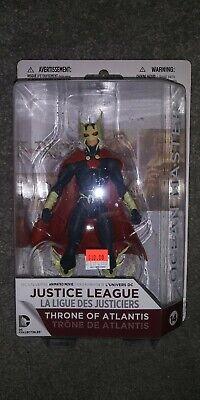 DC Collectables 14 Ocean Master Action Figure Aquaman Justice League