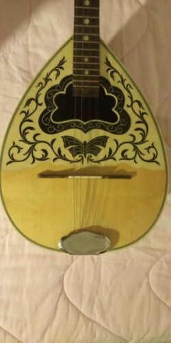 GREEK HANDMADE BOUZOUKI +SOFT CASE-CHRISTMAS OFFER