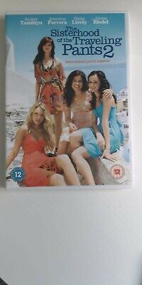 The Sisterhood of the Traveling Pants 2 DVD - Very good condition