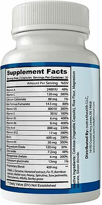 Clear Nails Plus Pills Supplement - Advanced Unique Hair Growth Vitamins and ... 1