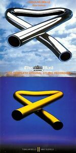 3 CDs - MIKE OLDFIELD  -  TUBULAR BELLS  +  TUBULAR BELLS II + SENTINEL (SINGLE)
