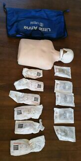"""First Aid Training, CPR, resuscitation doll """"Little Anne"""" Ballina Ballina Area Preview"""