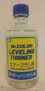 Gunze Sangyo Mr Color T-106, Leveling Thinner.