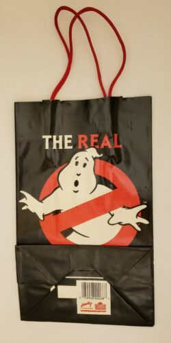Vintage Original Target Ghost Logo Gift Bag The Real Ghostbusters