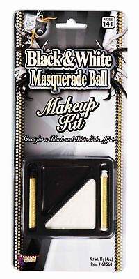 Black and White Makeup Cream Sticks Water Washable Halloween Masquerade Prop - Halloween Black And White Makeup