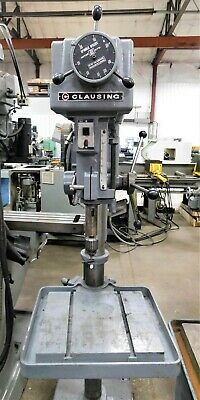10263 Clausing Single Spindle Drill Press
