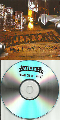 Mudvayne & Pantera members HELLYEAH Hell of a Time PROMO DJ CD single 2010 yeah