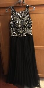 Black Grad Gown - make an offer