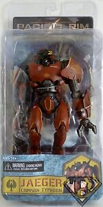 pacific rim crimson typhoon toy  JAEGER-CRIMSON...
