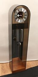 1970s Mid Century Modernism George Nelson Howard Miller Grandmother Lucite Clock