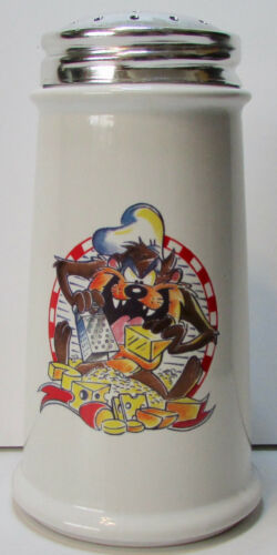 Tasmanian Devil Parmesan Cheese Shaker 1996 WB Store, Great Kitchen Item! Taz