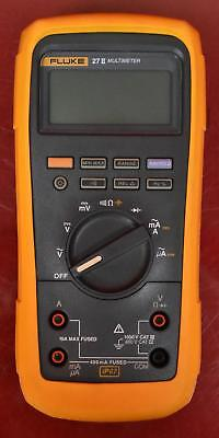 Fluke 27ii Digital Multimeter