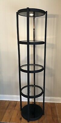 Portable Trade Show Display Shelving Twist N Show Kit Ii