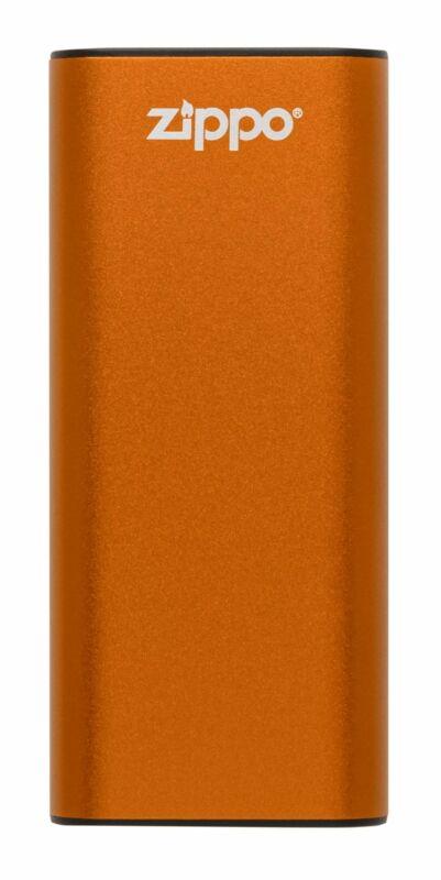 Zippo Orange Heatbank 3-Hour Rechargeable Hand Warmer, 40575
