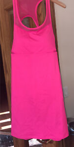 Fabletics Pink Casual Dress