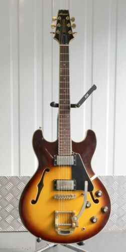 Aria Pro II TA65 Semi Acoustic Electric Guitar