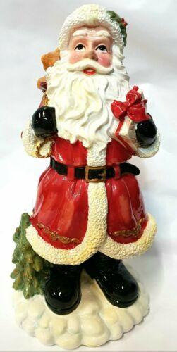 Regency+Father+Christmas+Santa+Claus+Decorative+Ornament+22cm