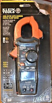 Klein Tools Cl390 Digital Clamp Meter Auto-ranging 400-amp - New