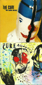 8-CD-LOT-THE-CURE-DEPECHE-MODE
