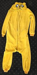 JAKE THE DOG ADVENTURE TIME ANIMAL ONESIE Bicton Melville Area Preview