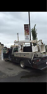 1999 bucket truck