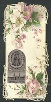 Estampa Antigua Virgen De Notre - Damm Andachtsbild Santino Holy Card Santini -  - ebay.es