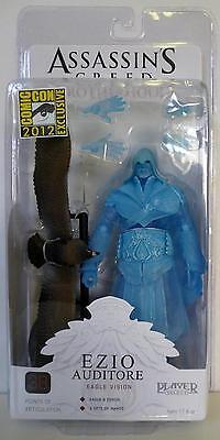 Ezio Auditore -eagle Vision- Assassin's Creed 7 Figure Comic Con Exclusive 2012