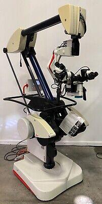 Leica Ms1 Surgical Neurosurgical Microscope Wohs Stand M500n 8310b