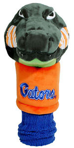 New - Florida Gators Mascot Golf Driver Headcover - Oversize Cover Club Cover