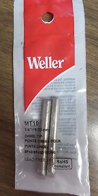 Weller Soldering Iron Chisel Shaped Replacement Tip 14
