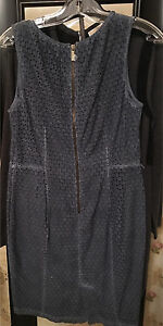 Michael Kors Indigo Washed Sheath Dress NWT St. John's Newfoundland image 3