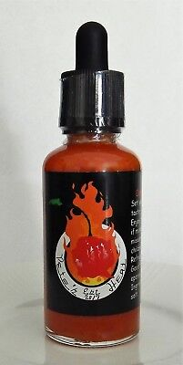 Pete's Heat!!! 100% Carolina Reaper Hot Sauce (HP22B)