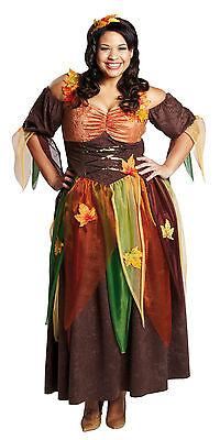 Herbstfee Full Cut Kostüm Gr. 46 XL XXL Hexenkleid Kostüm Halloween 121367513
