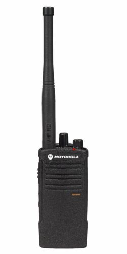 Motorola Rdv5100 5 Watt Vhf Business Two-way Radio.