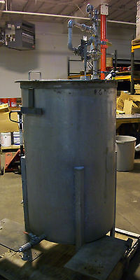 140 Gal Stainless Steel Proportioning Tank