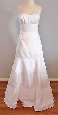 J Crew Faye Gown 6 Wedding Gown