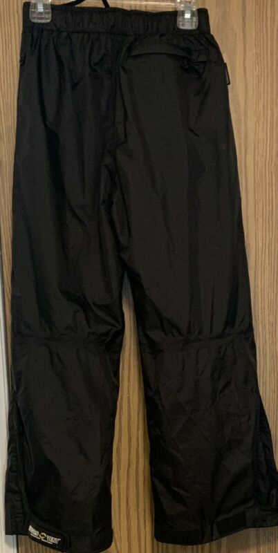 Pacifictrail Youth Hydro Vent Waterproof Rain Pant Size Small