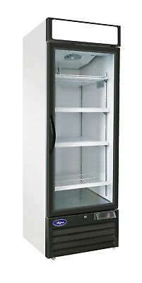 Valpro Vp1f-23 27 1-door Commercial Glass-door Merchandiser Ice Cream Freezer