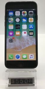iPhone 7 Black 128GB Unlocked Very Good Condition 90 days Warr