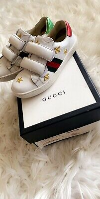 Kids Gucci Shoes Size 30/ 1 US