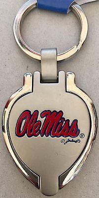 Ole Miss Rebels Frame (Ole Miss Rebels Metal Locket Keychain Heart Picture)