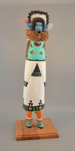 "Vintage Zuni  Indian Shalako Kachina - 19.5"" Tall - Bart Martza"