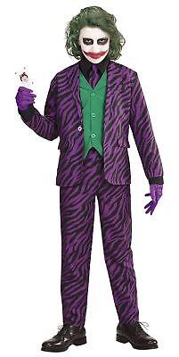Scary Jolly Joker Kinderkostüm NEU