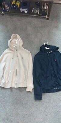 Polo Ralph Lauren Hoodie & Jacket (Size Medium)