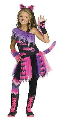 Child Cheshire Cat Alice in Wonderland Costume