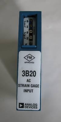 Analog Devices Ac Strain Gage 3b20-01 New