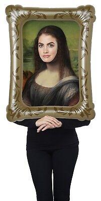 Mona Lisa Picture Frame Costume Kit (Mona Lisa Frame)
