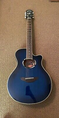 Used (Great Condition) Yamaha APX 500III Acoustic/Electric Guitar