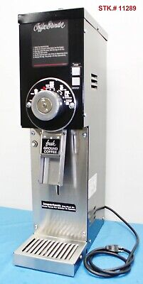 Grindmaster 890 Commercial 3 Lb Bulk Coffee Precision Euro Grinder Very Clean